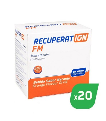 Recuperat-ion Recovery 3:1 (3 Boxes) Strawberry flavour