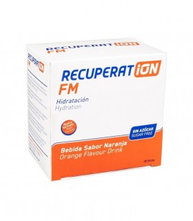 Recuperat-ion Recovery 3:1 (5 Boxes) Strawberry flavour