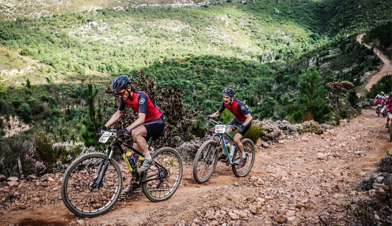 Entrevista sobre la cape epic 2019 a los participantes Tomás Montes y Sergi Provenza